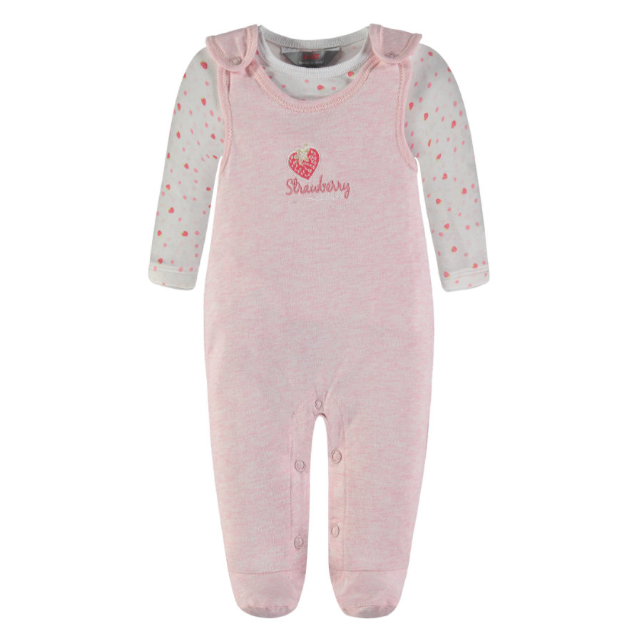 KANZ Girls Stramplerset Strawberry Love, 2-tlg