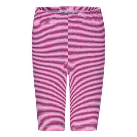 KANZ Girl s Legingi, w różowe paski.