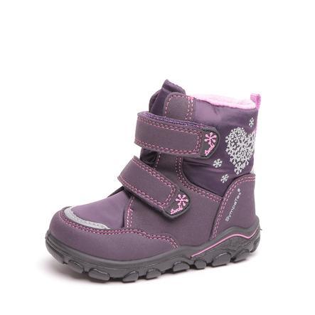 Lurchi Girls Kinderstiefel aubergine purple (mittel)
