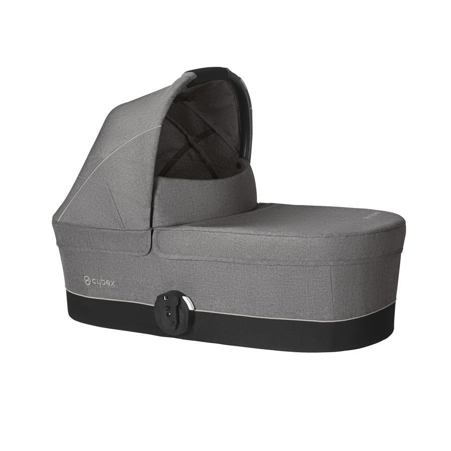 Cybex Cot S Liggdel Manhattan Grey-mid grey