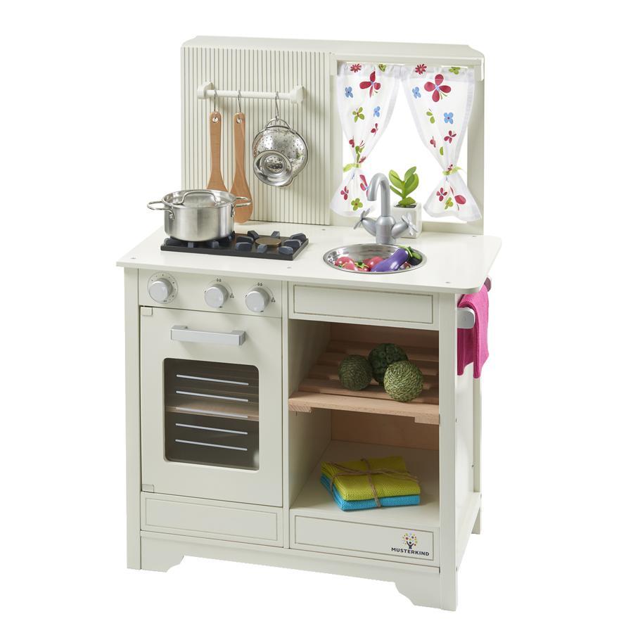 musterkind cuisine enfant lavandula cr me bois. Black Bedroom Furniture Sets. Home Design Ideas