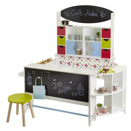 MUSTERKIND® Negozio e Cafe Arabica, multicolor