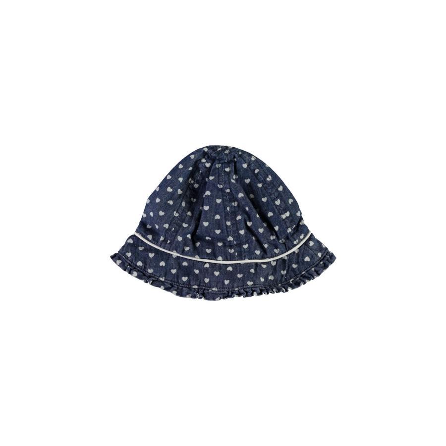 name it Girl Chapeau Nbfberna en denim bleu foncé