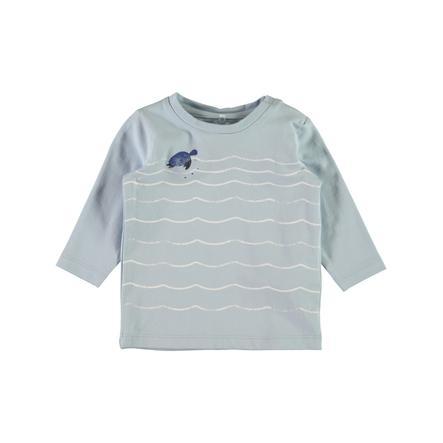 name it Boys Overhemd met lange mouwen Nbmfanord kasjmier blauw