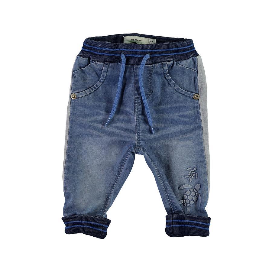 name it Boys Jeans Romeo jean bleu clair
