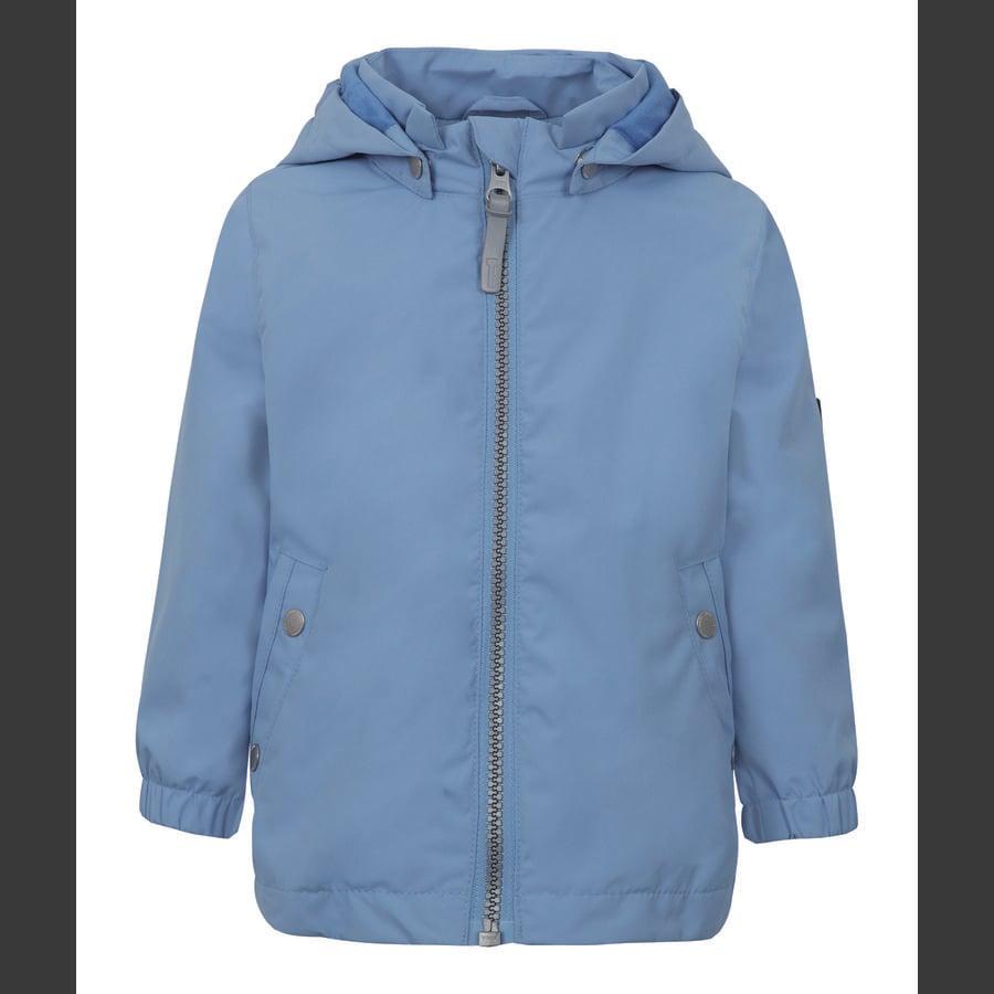 TICKET TO HEAVEN Veste Maxi avec capuche amovible, bleu clair
