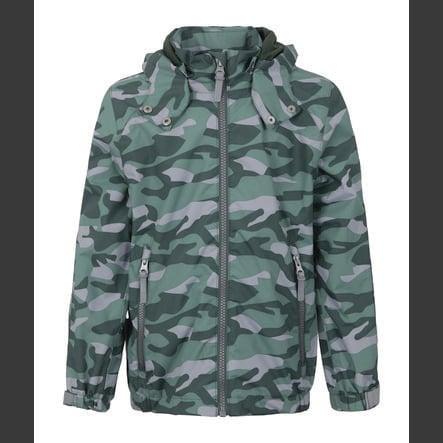 TICKET TO HEAVEN  Bunda Noland s odnímatelnou kapucí, camouflage