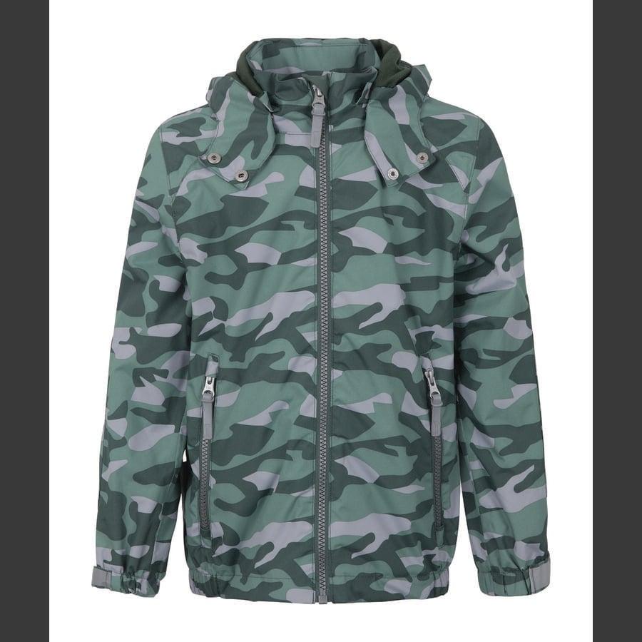 TICKET TO HEAVEN Veste Noland avec capuche amovible, camouflage