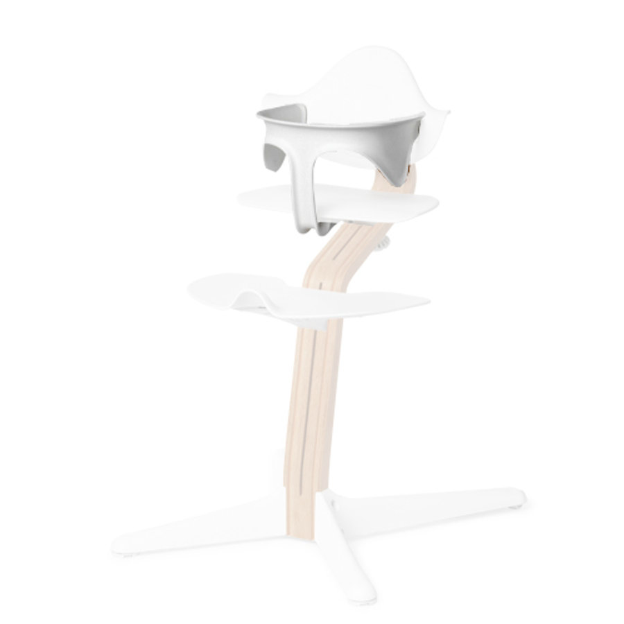 nomi by evomove Arceau de chaise haute enfant Mini blanc