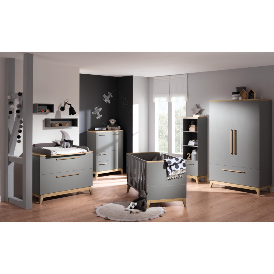 paidi kinderzimmer sten 2 t rig. Black Bedroom Furniture Sets. Home Design Ideas