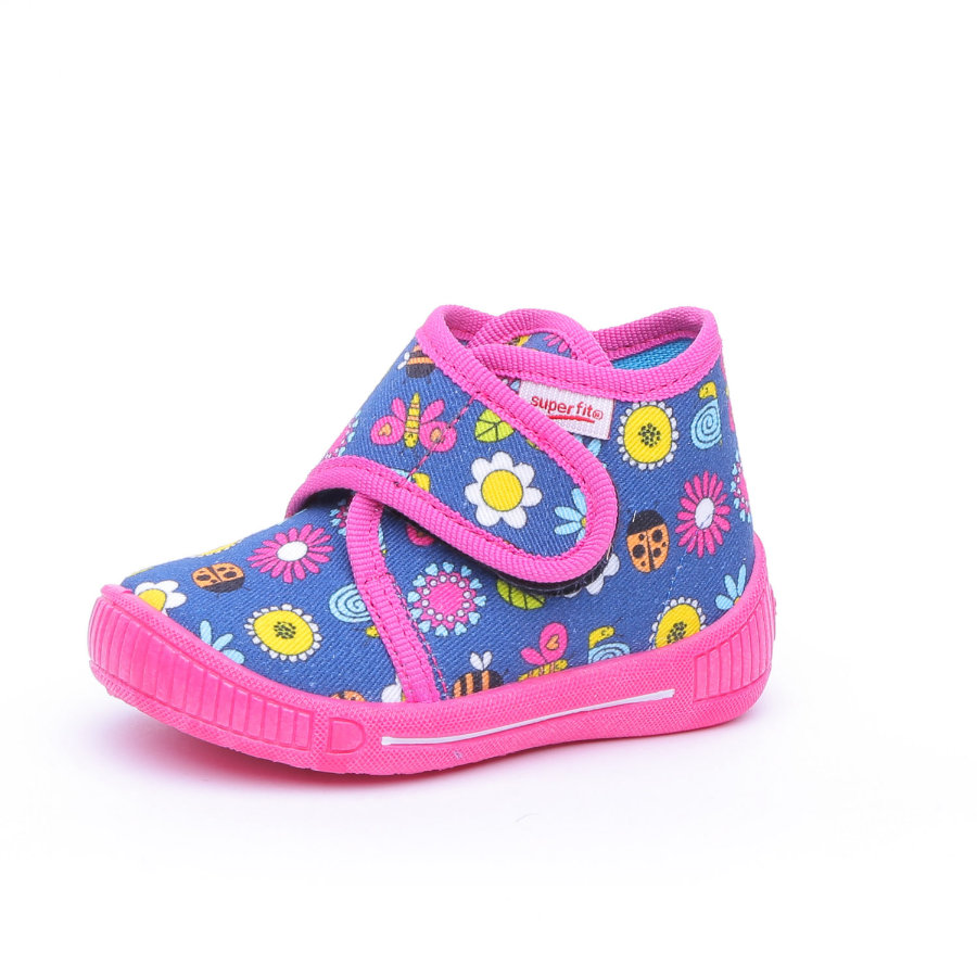 superfit Girls Pantofole Bully Flowers water
