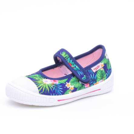 superfit Girl s pantoffel Bella ocean combi