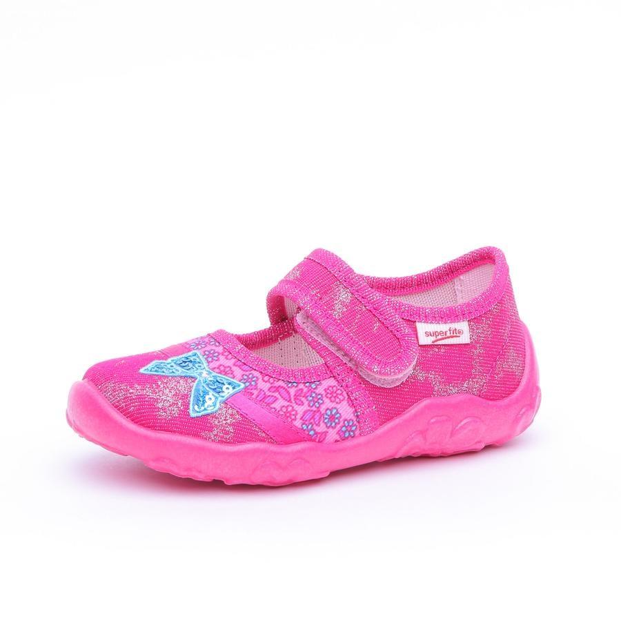 superfit Girls Kapcie Bonny pink kombi