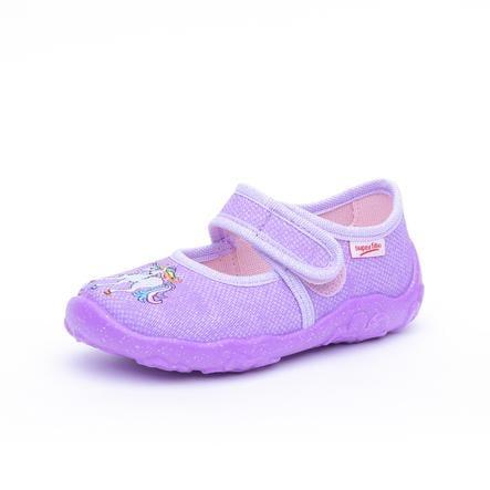 superfit Girl s pantoffel Bonny paars