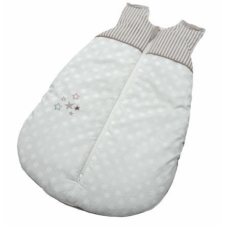 BeBes Collection Gigoteuse bébé hiver étoiles écru