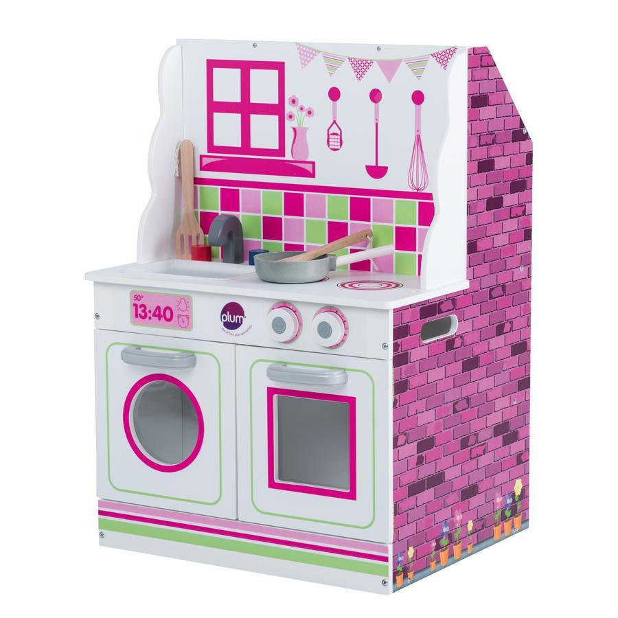 plum® 2 in 1 Spielküche und Puppenhaus