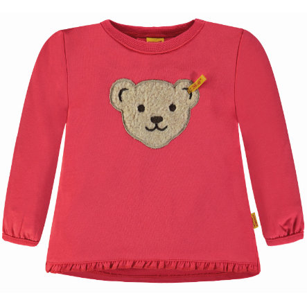 Steiff Girls Sweatshirt, pink