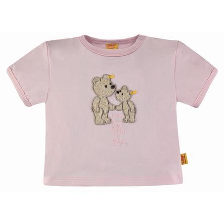 Steiff Girls T-Shirt, ballerina rosa