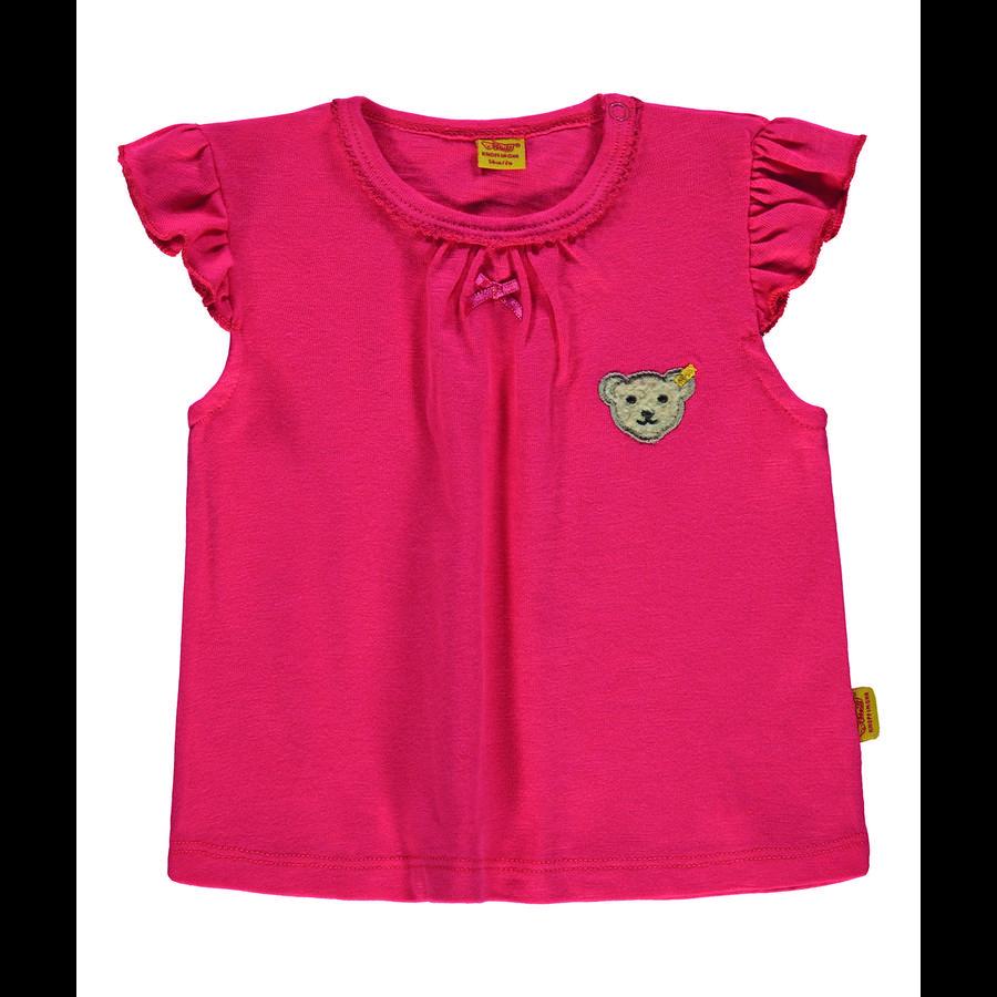 Steiff Girl s T-Shirt Braccio ad ala