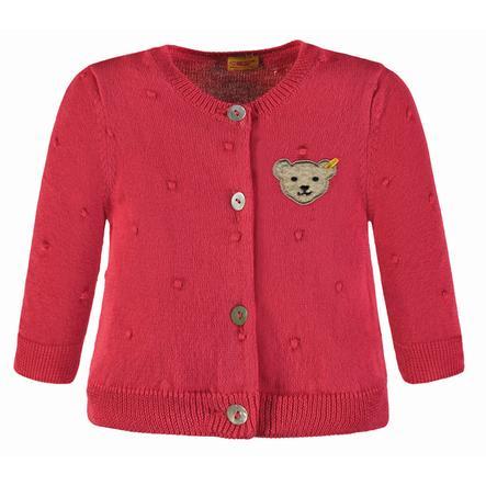 Steiff Girl cardigan s, rose paradisiaque