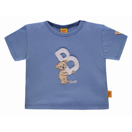 Steiff Boys T-Shirt, blau