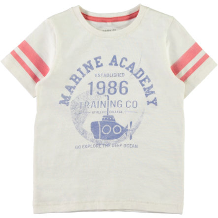 name it Boys T-Shirt Nmmfabo snow white