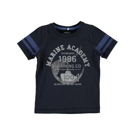 name it Boys T-Shirt Nmmfabo zaffiro scuro