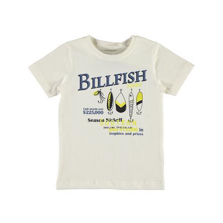 name it Boys T-Shirt Nmmvictor blanc vif