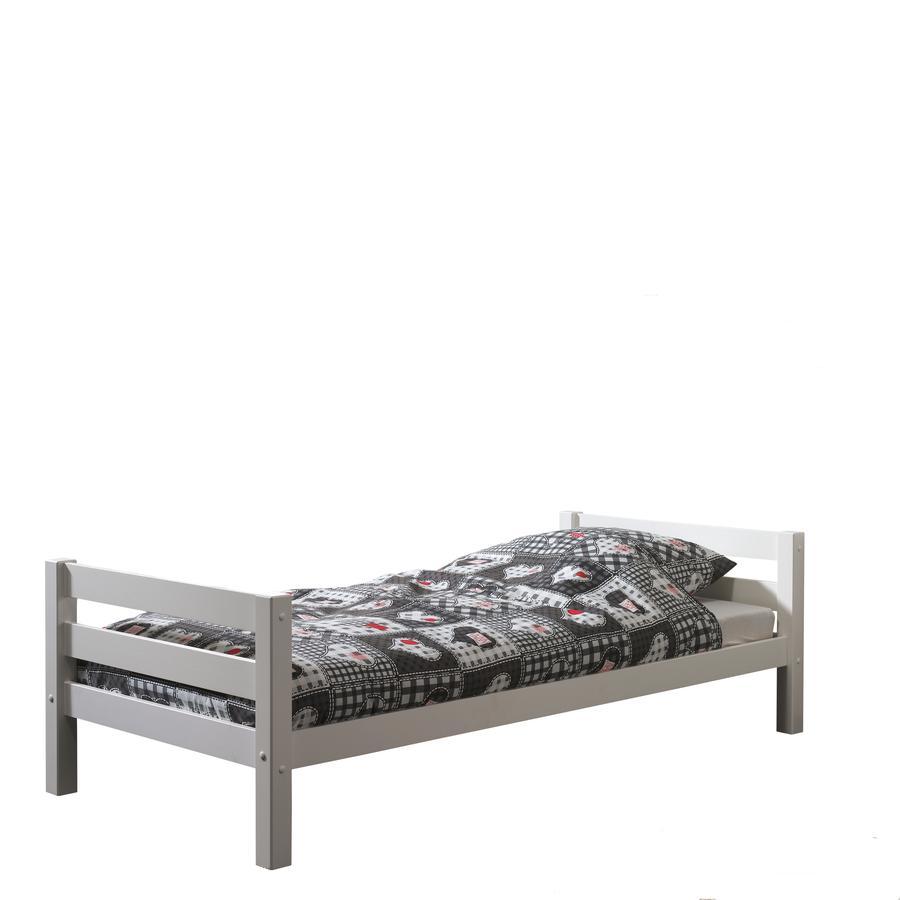 VIPACK postel Pino bílá