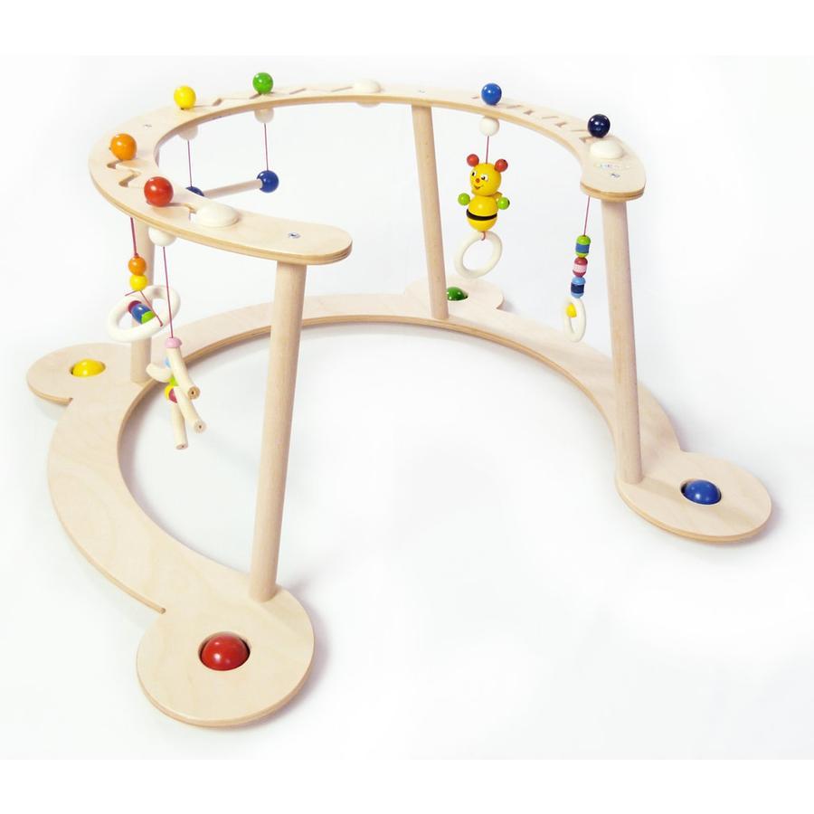 Hess Trotteur bébé à jouets, bois