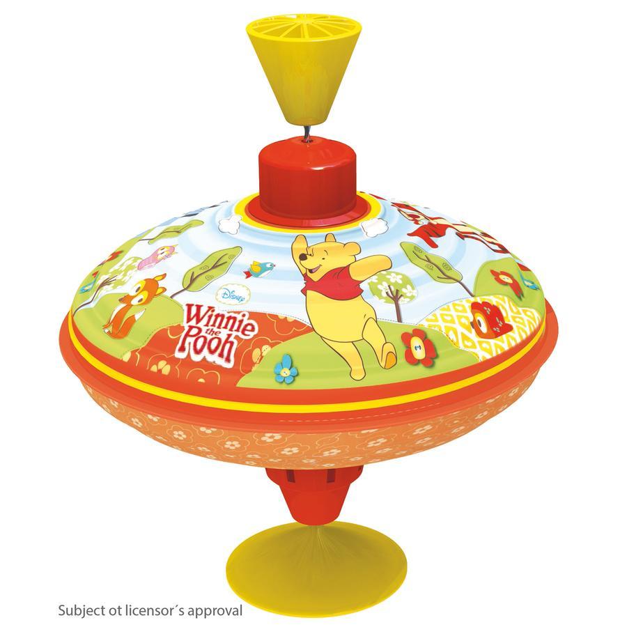 LENA® Brummkreisel Disney Winnie the Pooh Party 16 cm