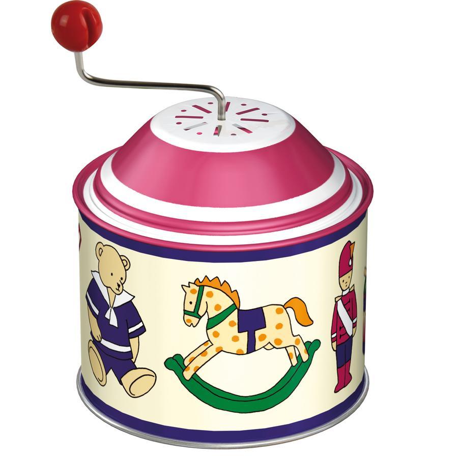 bolz® Hudební skříňka na kličku Victorian