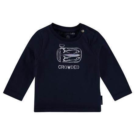 noppies Långärmad skjorta Manteca djupblå