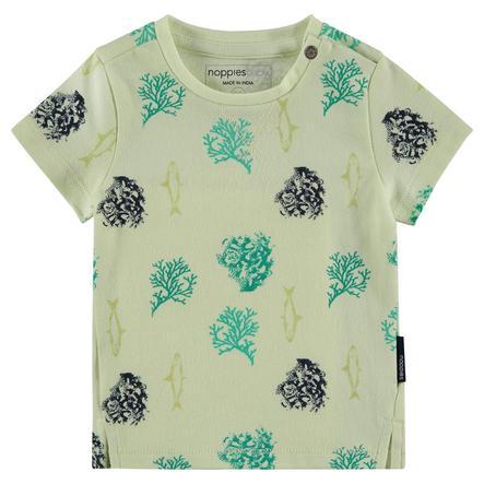noppies T-Shirt Mentor light pistache