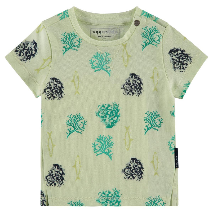 noppies T-Shirt Mentor lumière pistache