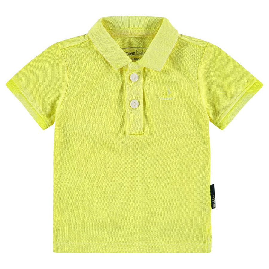 noppies Poloshirt Miami fluor green