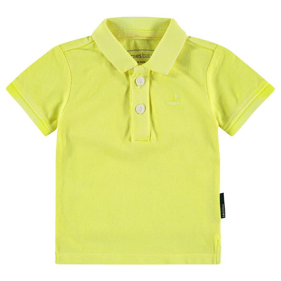 noppies Poloshirt Miami fluorgrön