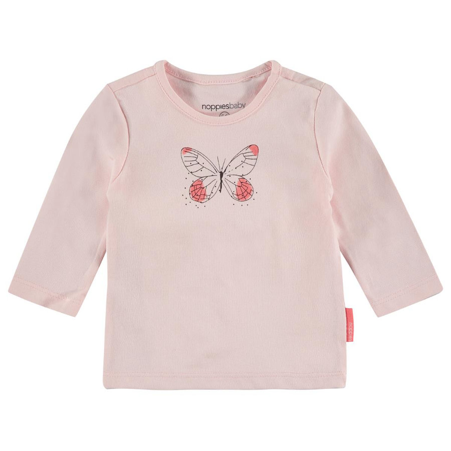 noppies Langarmshirt Monroe blush