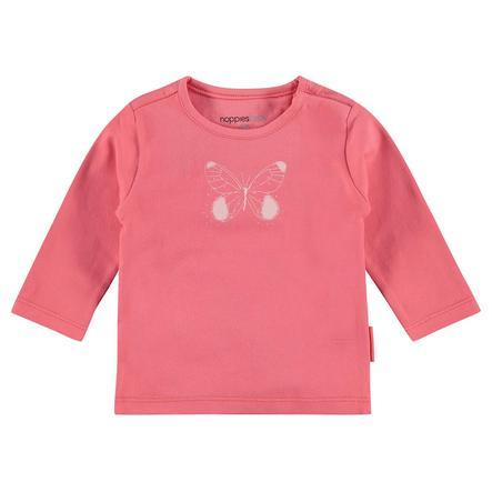 noppies Shirt met lange mouwen Monroe-koraal