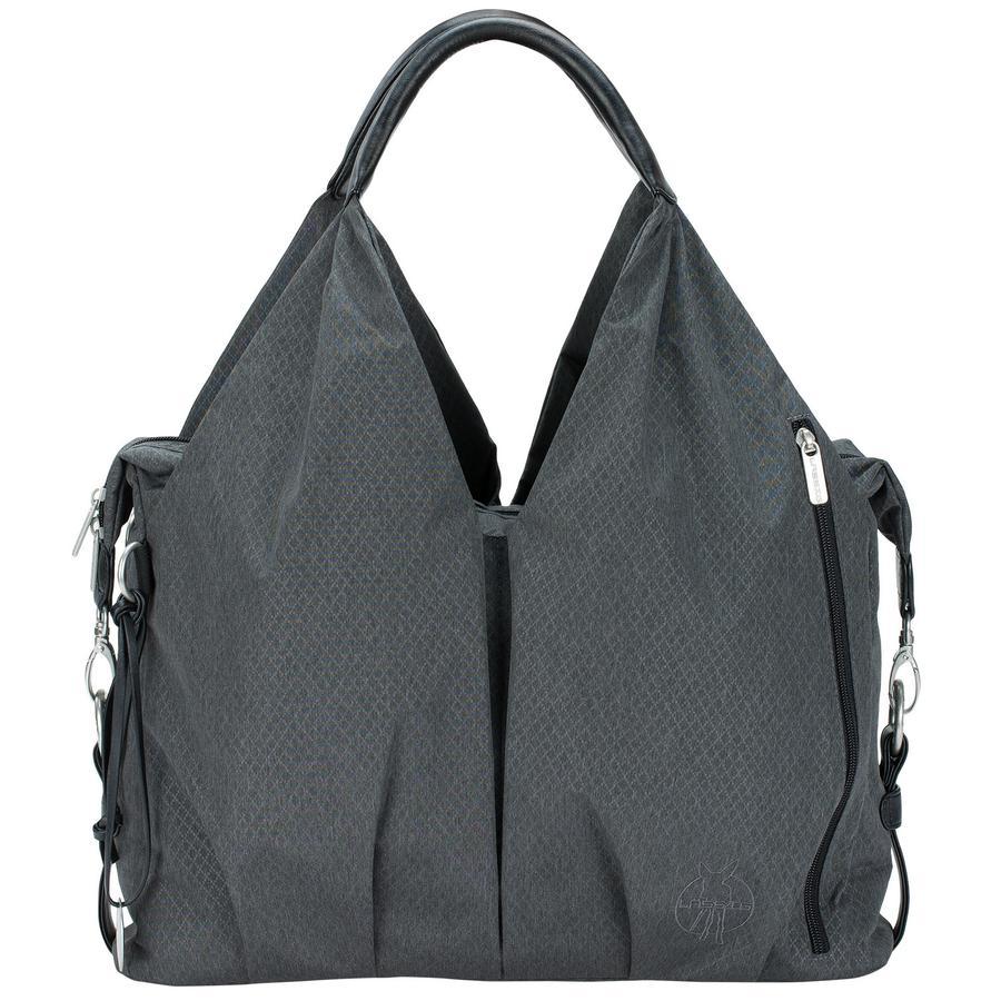 LÄSSIG Bolso cambiador Neckline Bag, negro