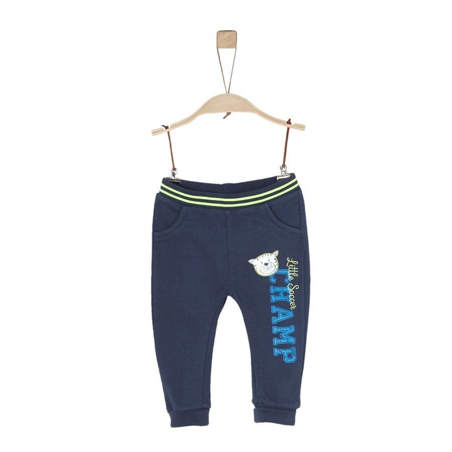s.Oliver Boys Joggebukse mørkeblå