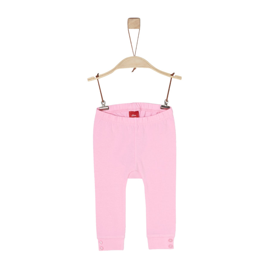 s.Oliver Girl s Mallas rosa pálido