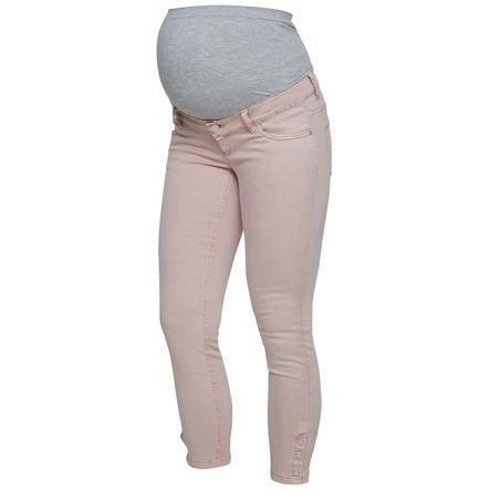Mama Licious Jeans MLCOLOR peach whip