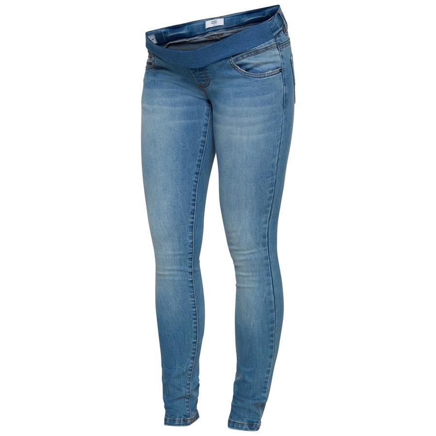 Mama Licious Jeans MLSOUL light blue denim