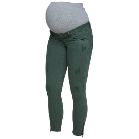 Mama Licious Jeans MLZEAL thyme
