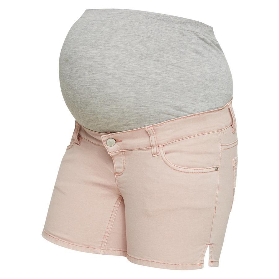 mama licious Shorts MLCOLOR peach whip
