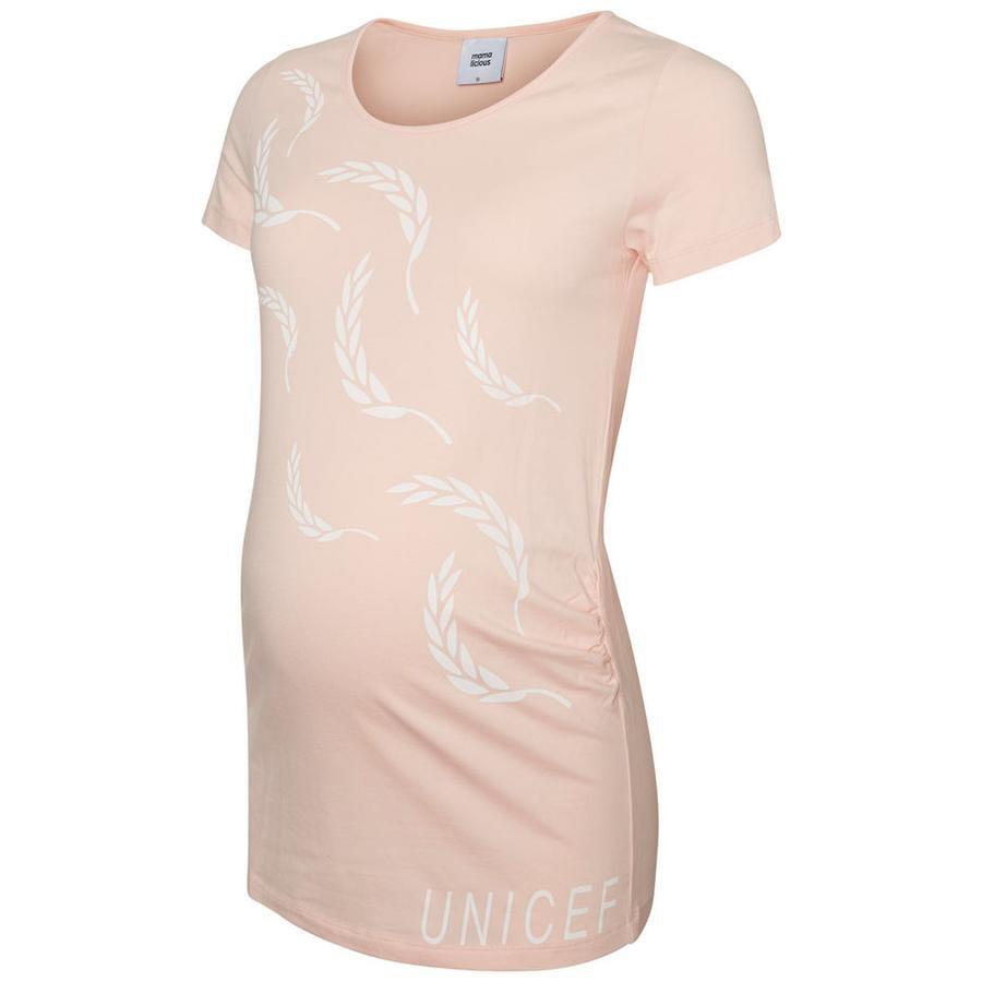 Mama Licious T-shirt MLUNICEF  seashell pink
