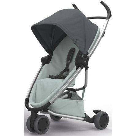 Quinny Passeggino leggero Zapp Flex Graphite on Grey
