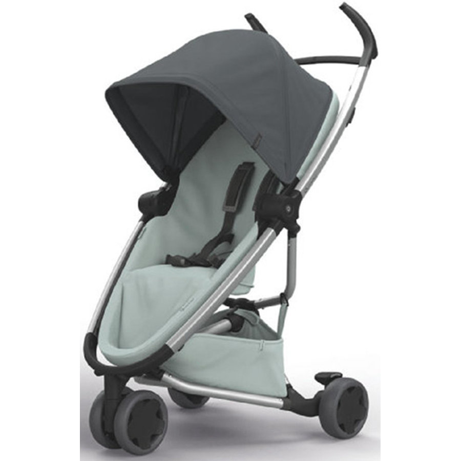 Quinny Buggy Zapp Flex Graphite on Grey