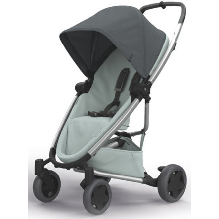 Quinny Buggy Zapp Flex Plus Graphite on Grey